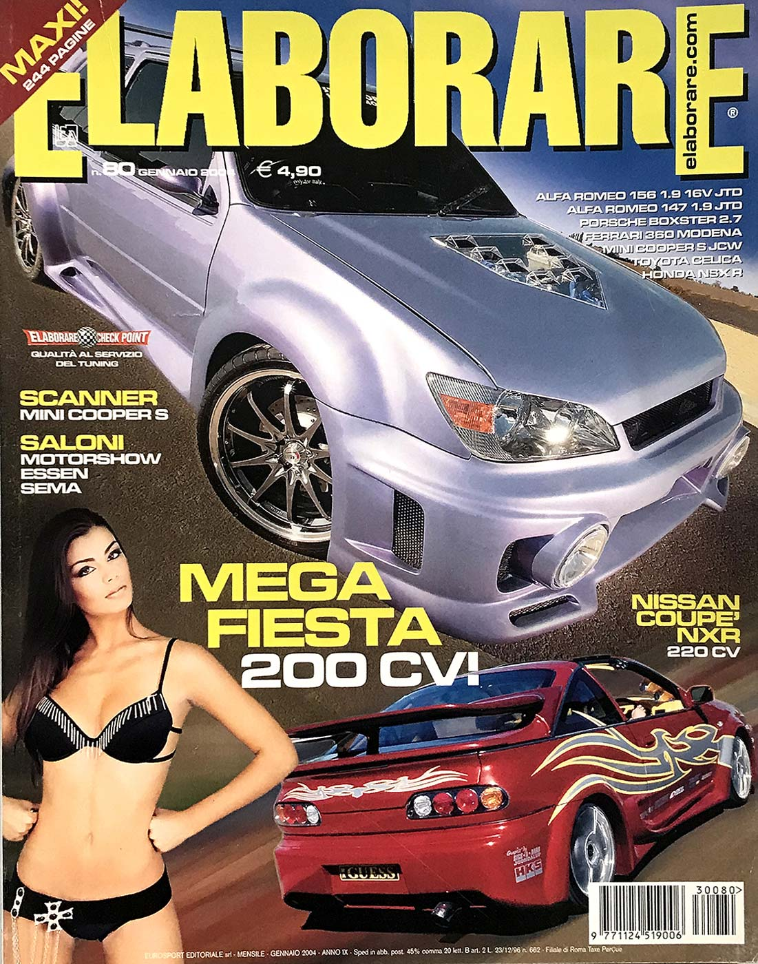 Elaborare n° 80 Gennaio 2004