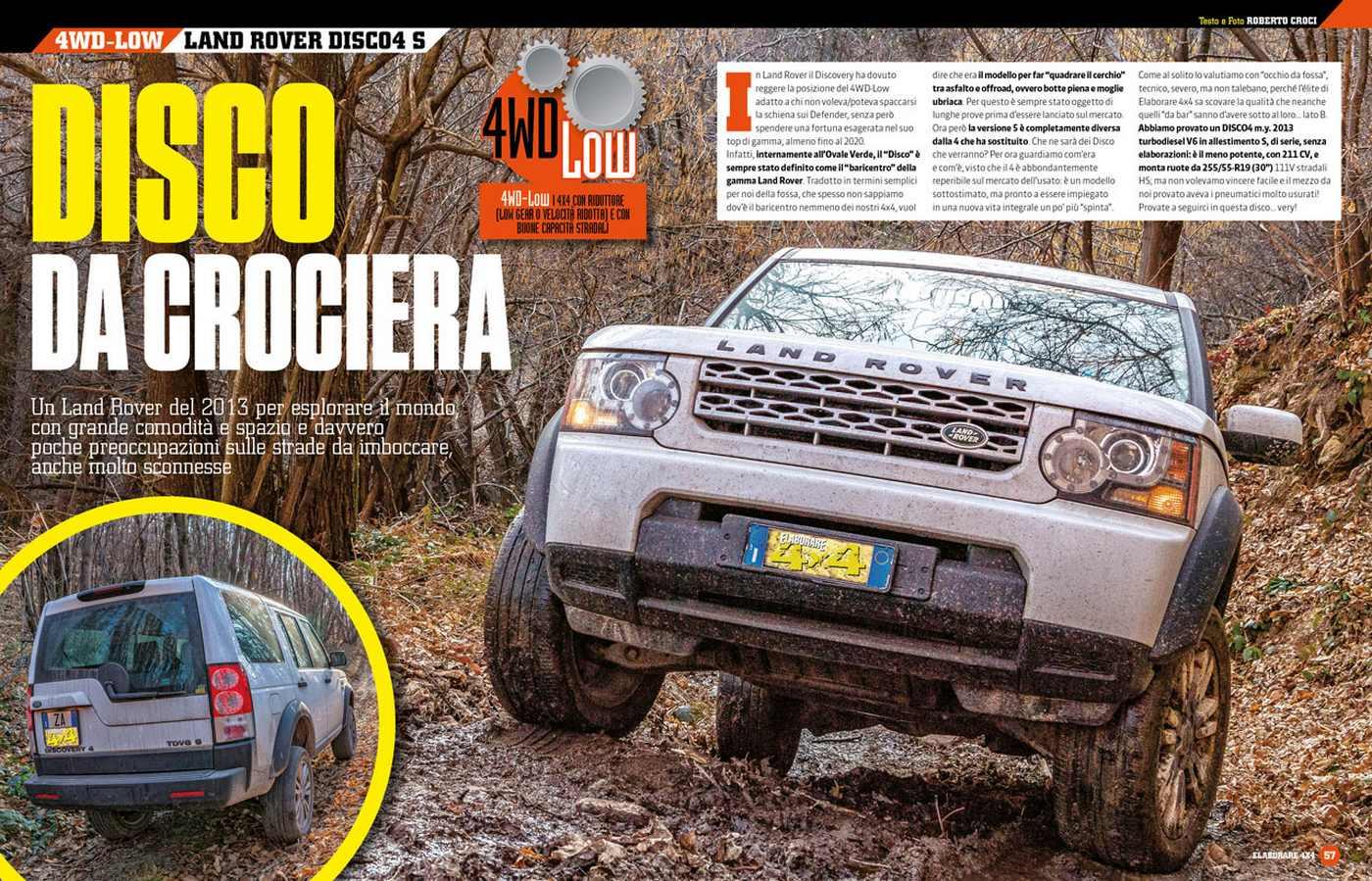 Land Rover Disco4