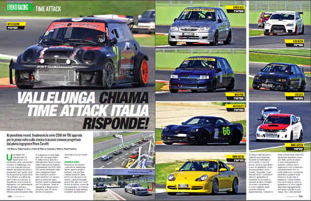 Time Attack Vallelunga