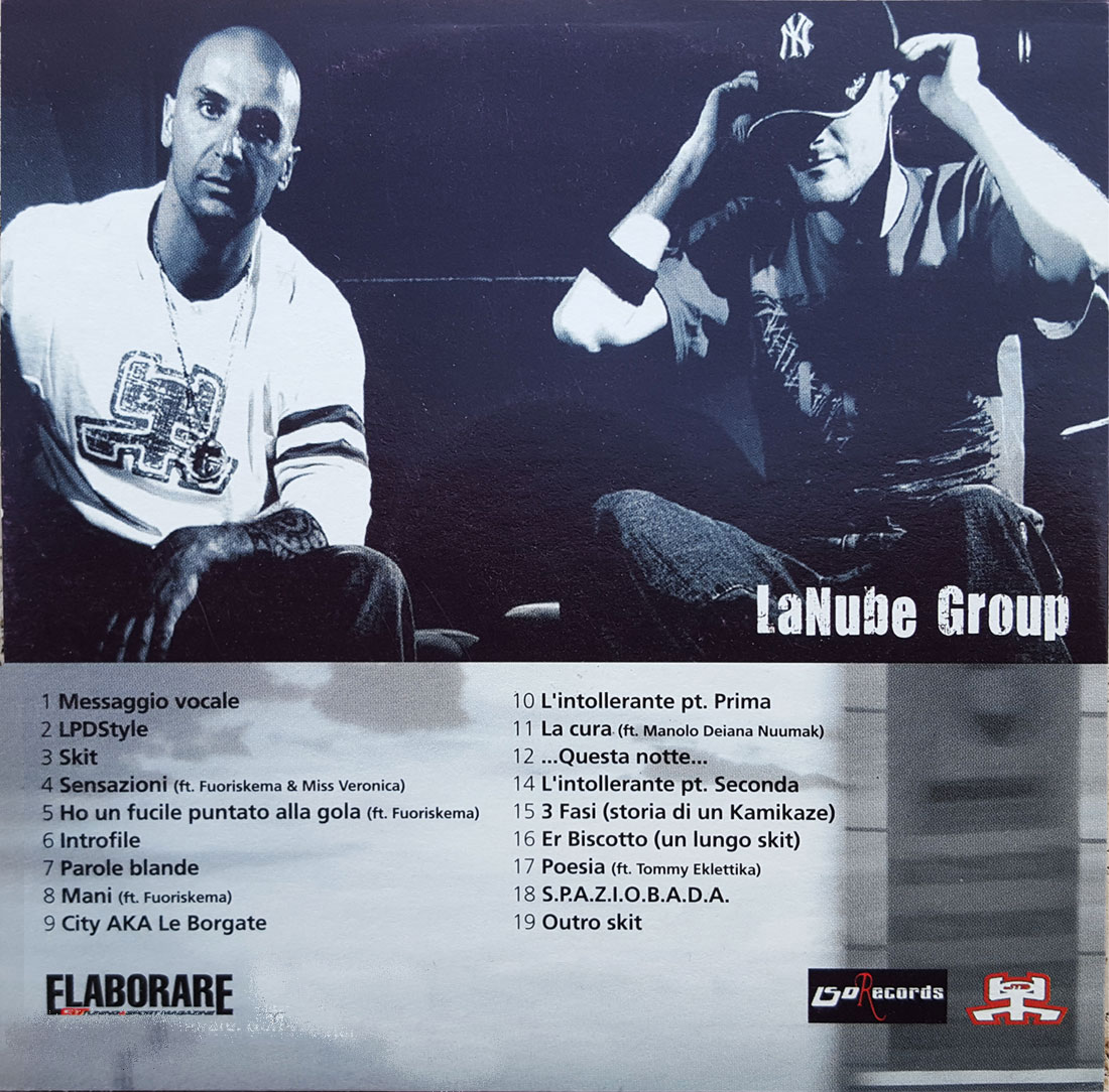 HIP HOP CD-nemesi-LA-NUBE-2
