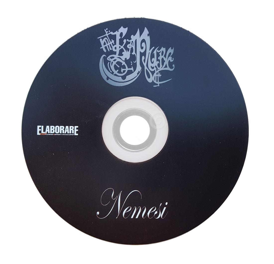 HIP-HOP- Musica CD Nemesi La Nube Elaborare